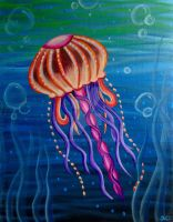 JellyFish by kilaarts
