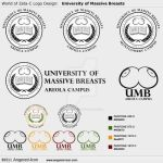 Logo Design - UMB by Angered-Icon