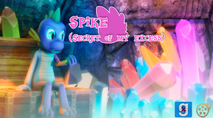 [DL] Spike (Secret of my excess) by BeardedDoomGuy