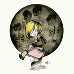 Harrow County - Emmy by willymerry