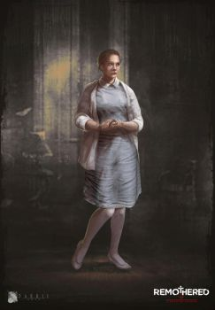 REMOTHERED: Tormented Fathers - Gloria (Character) by Chris-Darril