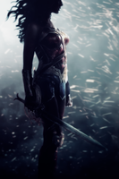 Wonder Woman by AcCreed