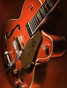 1337Samurai 21 5 1960 Gretsch Hollowbody By Day Seriani