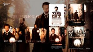 The Illusionist (2006) Folder Icon by sebasmgsse