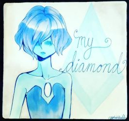 Blue Pearl by CaptainKaddy