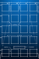 Blueprint for iPhone 4(4S) by mtnbikerbrad