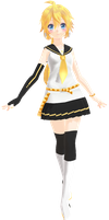 Tda Lenka Kagamine Alternative Default [DL] by xXMofuMofuXx