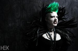 The Goth by HexPhotography