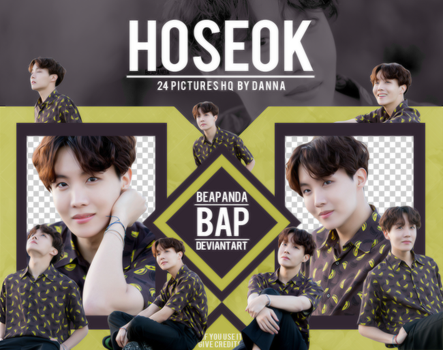 Pack Png 1119 // J-Hope (BTS) by BEAPANDA