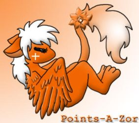 Points-A-Zor by 102vvv