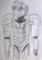 Varia Suit Marth (2GoodSharks style) by Willy276