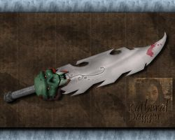 Katheral Dagger Source Files by thinsoldier