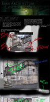 Architecture Lighting Tutorial by Dhuaine