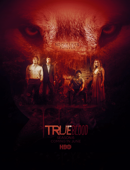True Blood Poster contest by HayleyGuinevere