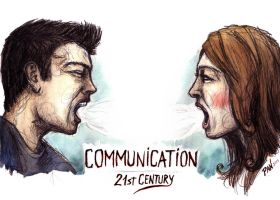 Communications of 21st Century by Panaiotis