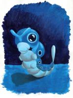 Blue Caterpie
