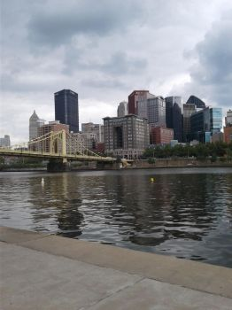 Pittsburgh by IcyWolf95