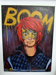 Party Poison Painting by StardustSavior