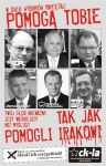 Election 2005 - poster by 13VAK