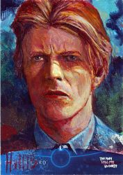 man who fell to earth sketch card 1 by charles-hall