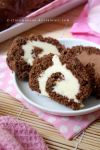 Chocolate Swiss Roll by claremanson