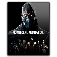 Mortal Kombat XL by Mugiwara40k