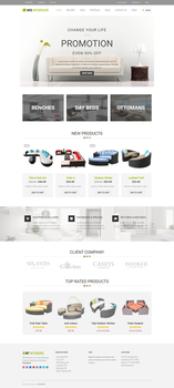 WS Interior WooCommerce WordPress Theme by Wooskins