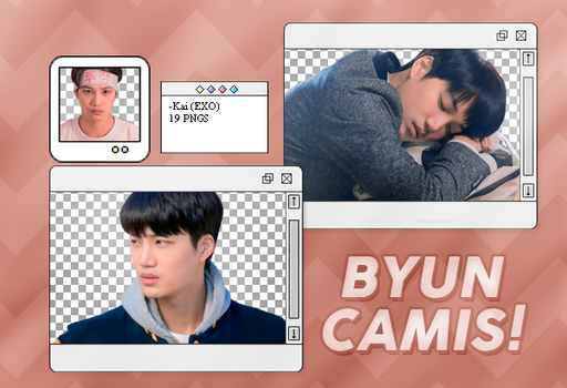 [PNG PACK #281] Kai (EXO - ANDANTE) by ByunCamis