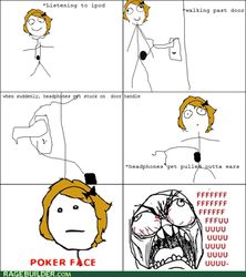 Ipod rage by The-Misfit-ers