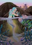 The Little Mermaid's Transformation by Alene