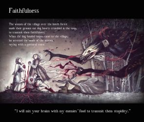 Faithfulness by leevolt