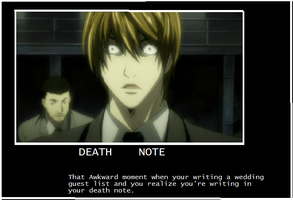Funny Death Note by BigBroAnime10