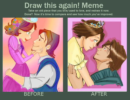 Meme: Before and After by asami-h
