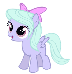 Filly Flitter vector - MLP:Fim by Serginh