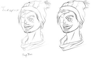 JackSepticEye (WIP) by ChrisMcClary
