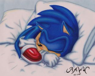 Sonic: Sweet Dreams (remake) by RAWN89