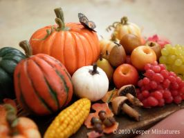 Autumn Harvest. by vesssper