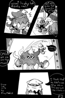 E and LC's Adventure -P2- by Rhay-Robotnik