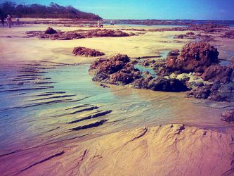 Veins of the Sand by emshore