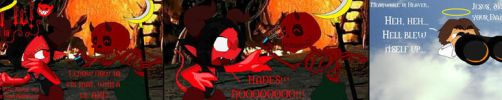 Damn It: No Axe in Hell by PlayboyVampire