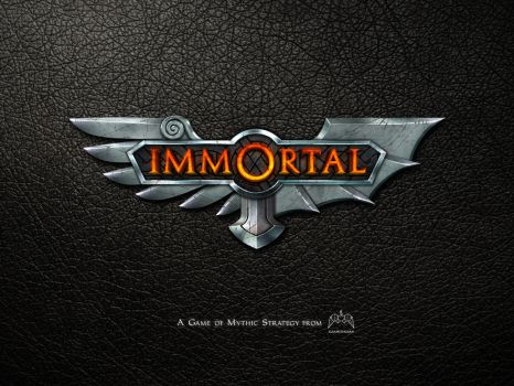Immortal - strategy game - 1600x1200 wallpaper by gameogami