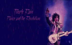 Purple Rain CJR by BobGeorgeSMF
