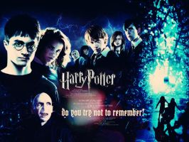 Harry Potter Wallpaper by writingimperfection