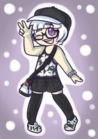 Trainer Klee wants to battle! by Okamimusume