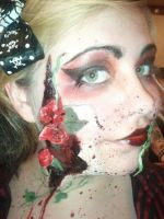 Crypticon Makeup Competition - 2nd place! by NightshadeBeauty