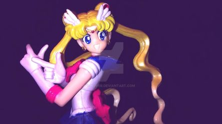 Sailor Moon Figure Maniacs by nover