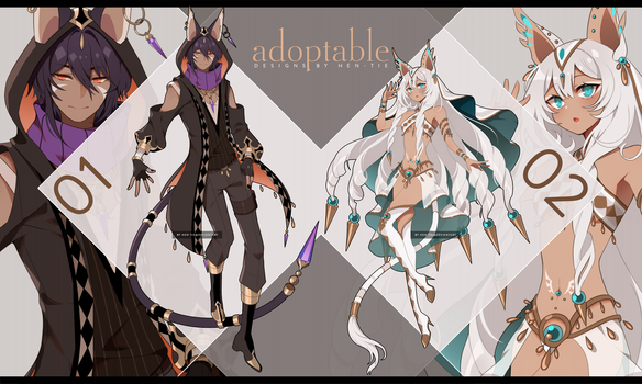 Adopt Auction [CLOSED] by hen-tie