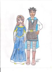 14th century outifts by Bella-Who-1