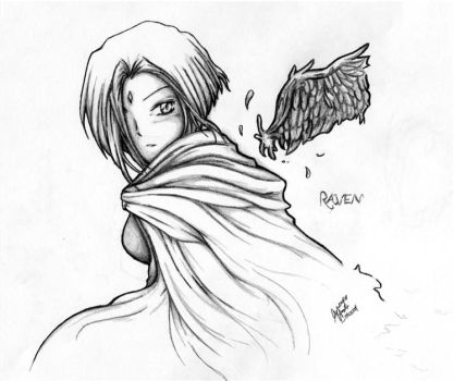 .:Raven:. by ramhay