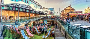 Camden Market by JuanChaves
